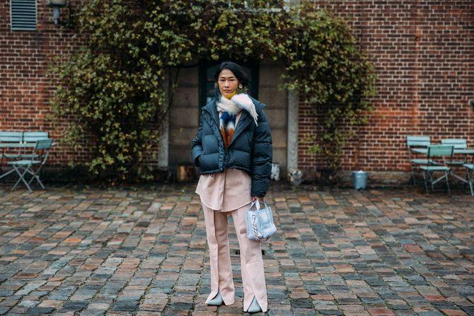 Как носить шарф: 35 неповторимых вариантов 2021 года 11