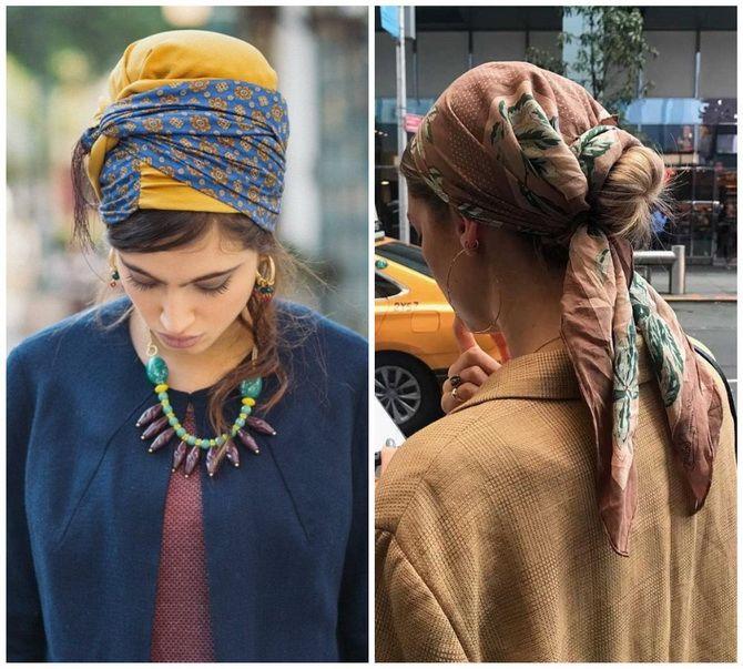 Как носить шарф: 35 неповторимых вариантов 2021 года 24