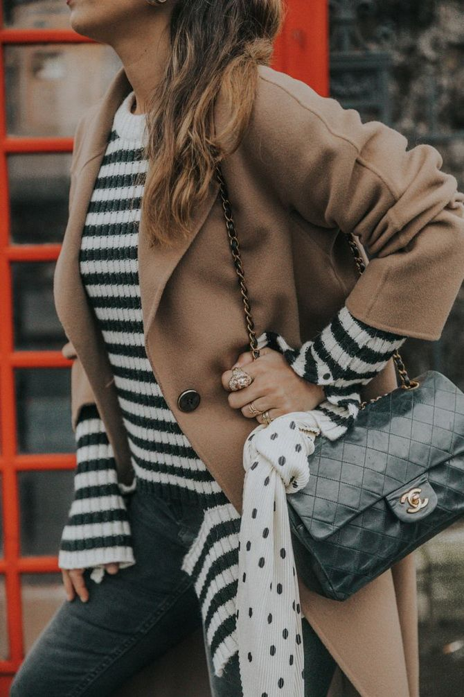 Как носить шарф: 35 неповторимых вариантов 2021 года 27