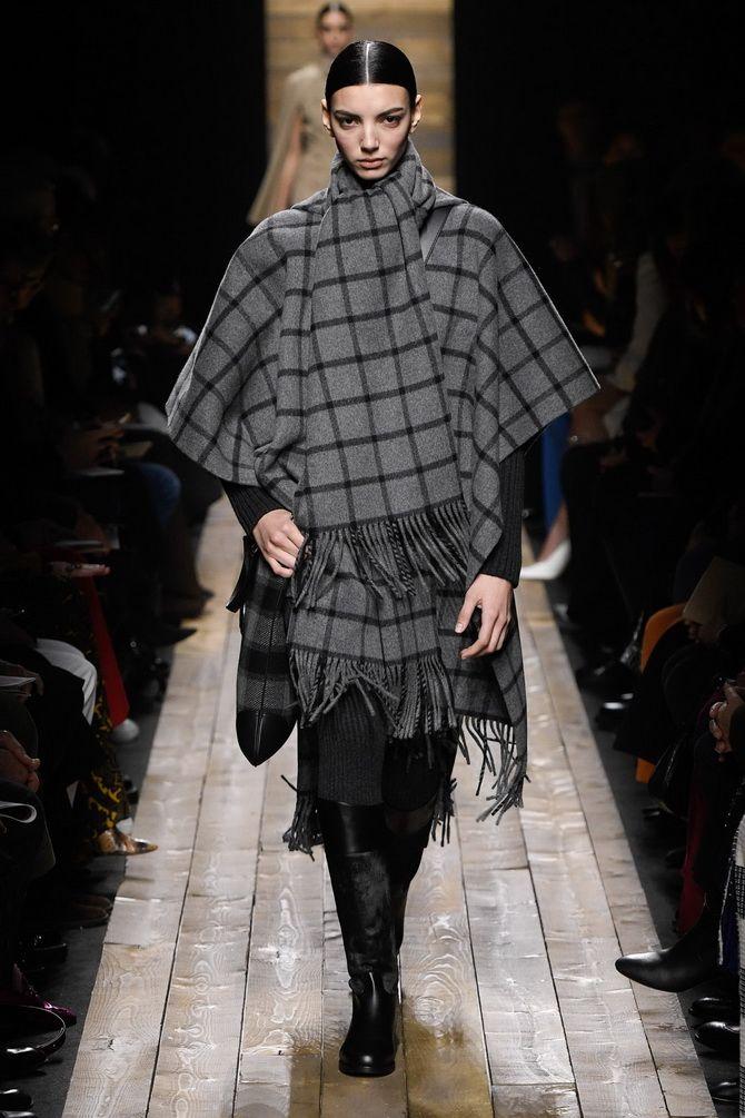 Как носить шарф: 35 неповторимых вариантов 2021 года 31