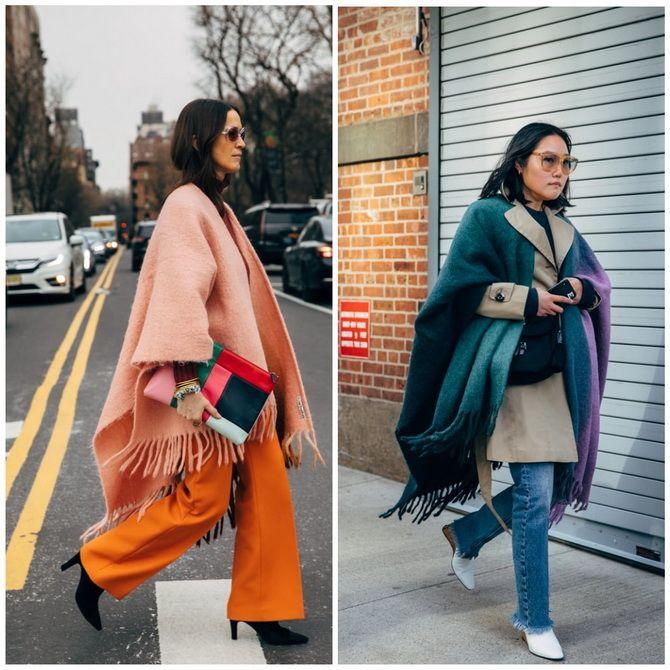 Как носить шарф: 35 неповторимых вариантов 2021 года 4