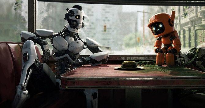 Искусственный интеллект: лучшие сериалы о роботах, которые захватывают с первой серии 6