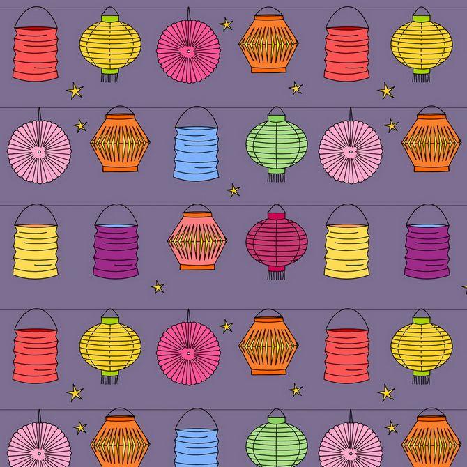 Светлое творчество: новогодние фонарики своими руками 32