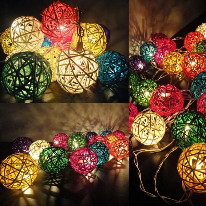 Светлое творчество: новогодние фонарики своими руками 37