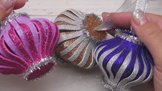 Светлое творчество: новогодние фонарики своими руками 40