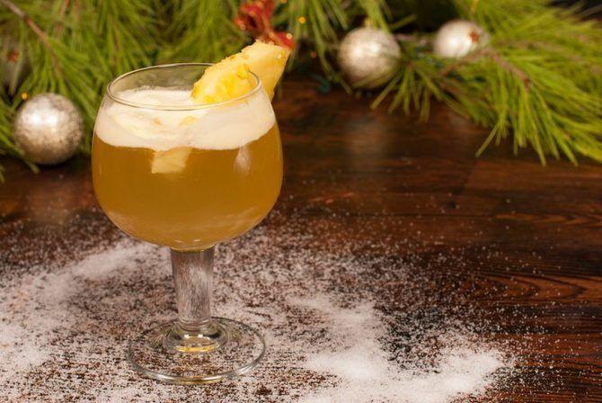 Напитки на новогодний стол — что приготовить? 5