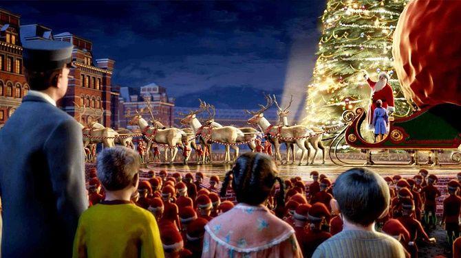 Новогодние фильмы-сказки для детей: чем развлечь ребенка на праздники? 4