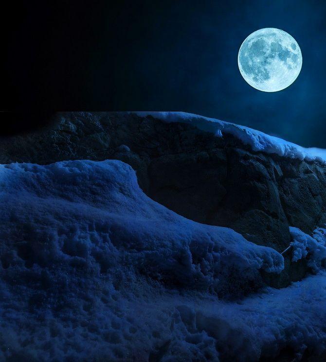 Холодная Луна: каким будет Полнолуние в декабре 2020 года 5