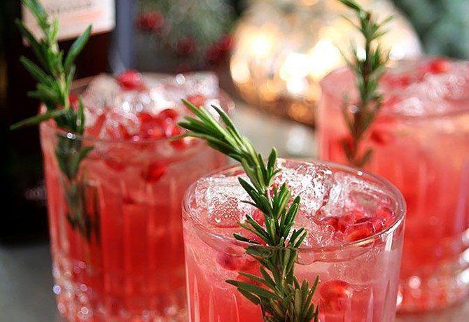 Напитки на новогодний стол — что приготовить? 6