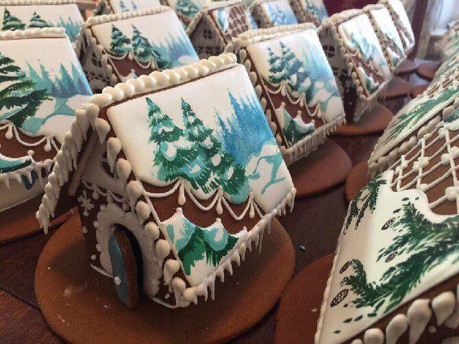 Королі святкового столу: рецепти пряників на Новий 2021 рік, незвичайні ідеї прикраси, фото, відео 25