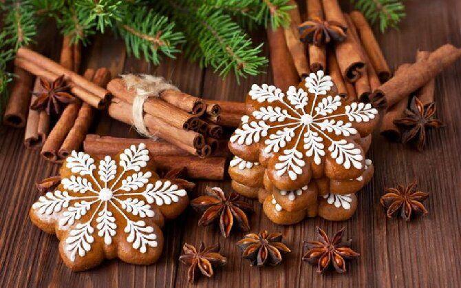 Королі святкового столу: рецепти пряників на Новий 2021 рік, незвичайні ідеї прикраси, фото, відео 4