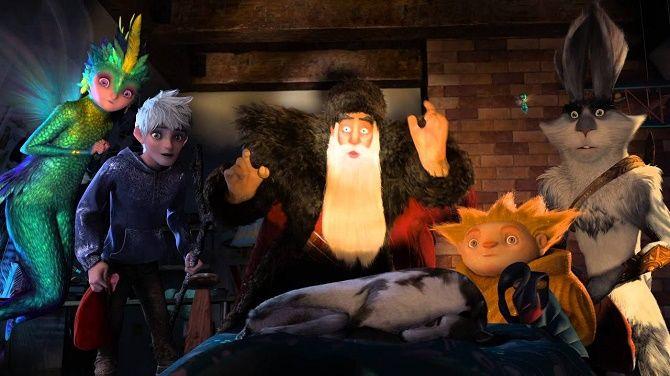 Новогодние фильмы-сказки для детей: чем развлечь ребенка на праздники? 2