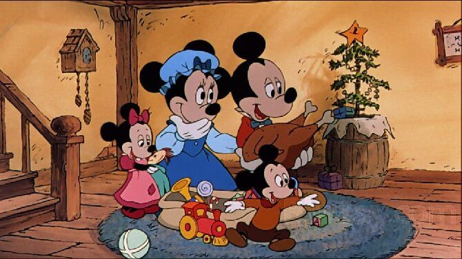 Список лучших рождественских мультфильмов для просмотра всей семьей 1