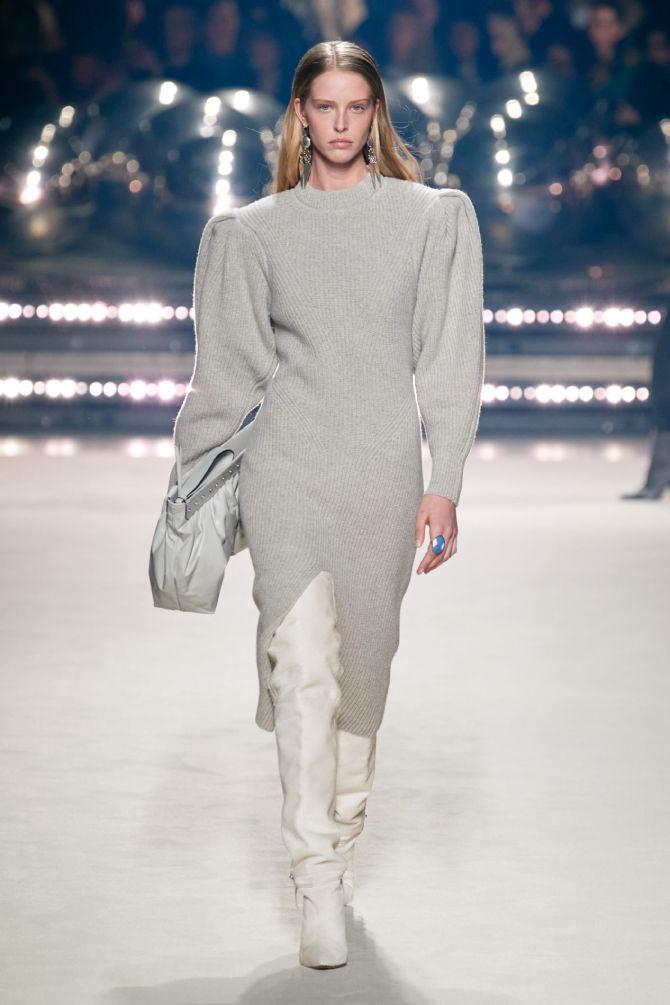 С чем носить ботфорты: фото и модные сочетания 2021 года 6