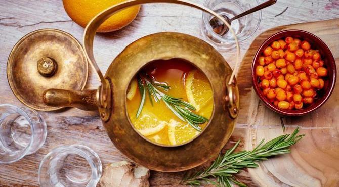 Напитки на новогодний стол — что приготовить? 3