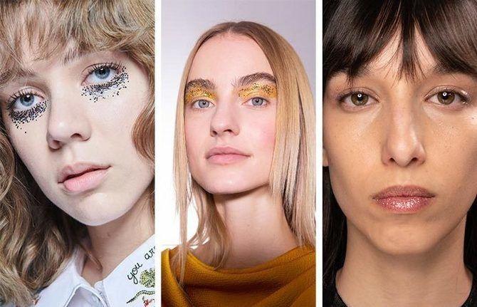 Ефектний, незвичайний макіяж на Новий Рік 2021 4