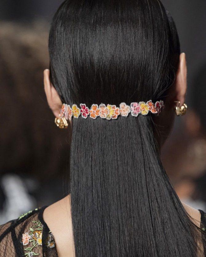 Аксессуары для волос, которые оживят образ 1