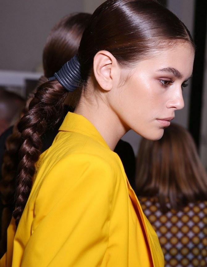 Аксессуары для волос, которые оживят образ 15