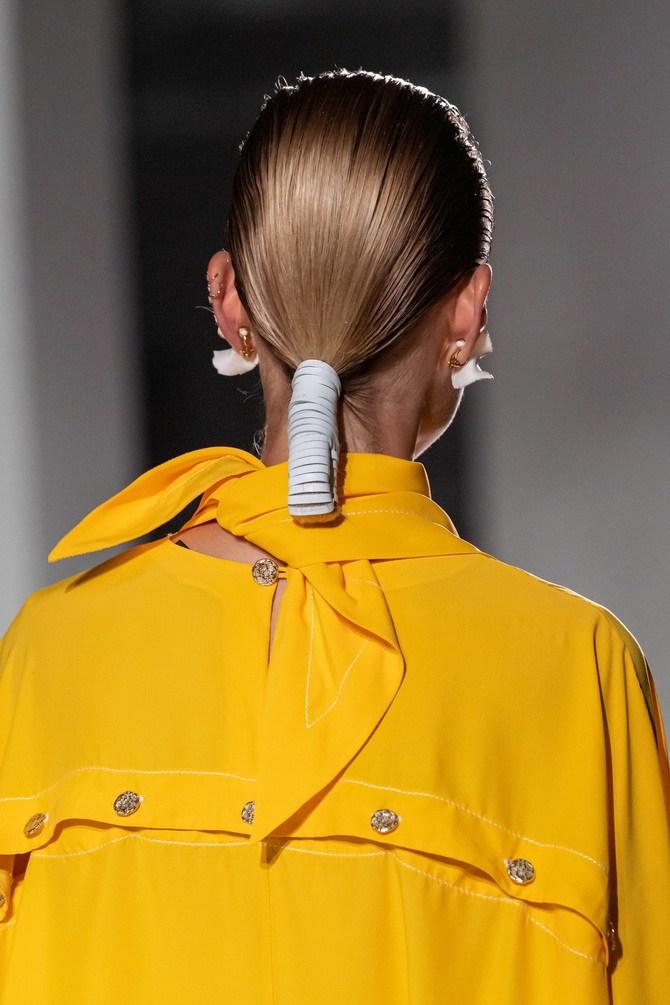 Аксессуары для волос, которые оживят образ 17