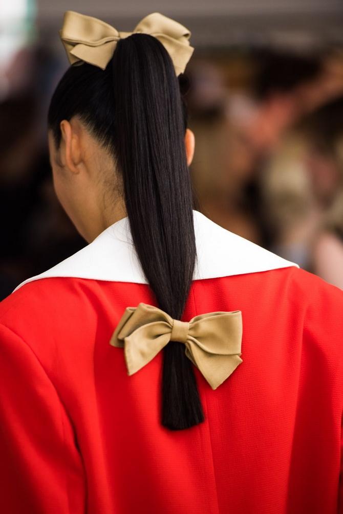 Аксессуары для волос, которые оживят образ 20