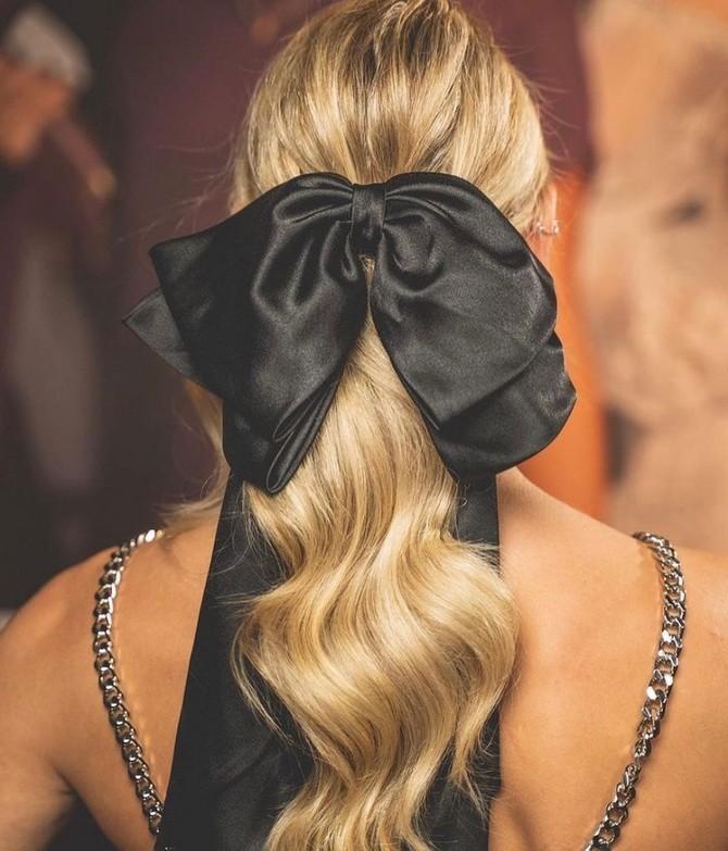 Аксессуары для волос, которые оживят образ 21