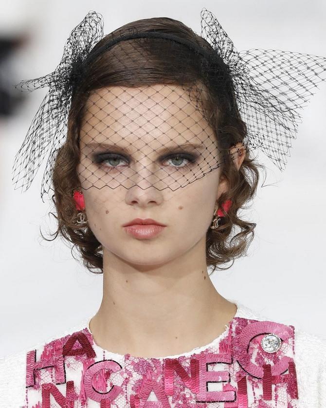 Аксессуары для волос, которые оживят образ 26