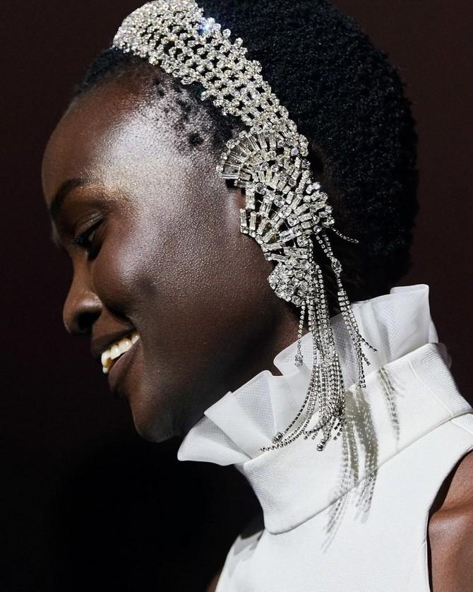 Аксессуары для волос, которые оживят образ 27