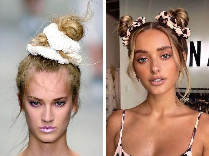 Аксессуары для волос, которые оживят образ 5