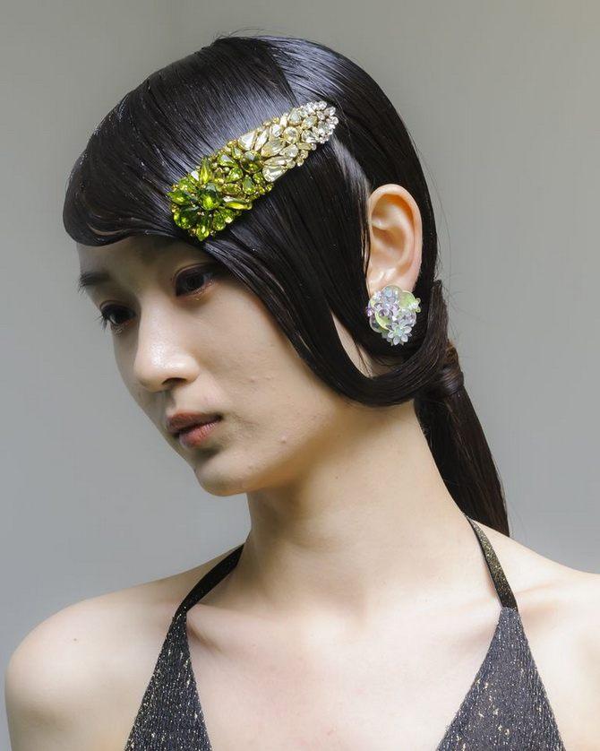 Аксессуары для волос, которые оживят образ 9