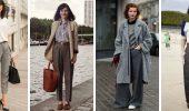 Вовняні штани – модний лук зимового сезону