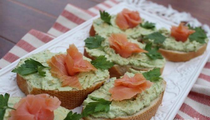 Апетитна закуска – бутерброди для новорічного столу 4