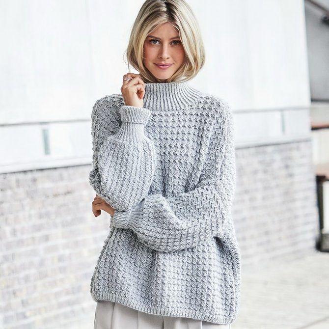 Кашеміровий светр – новий тренд холодного сезону 26