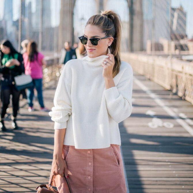 Кашеміровий светр – новий тренд холодного сезону 32