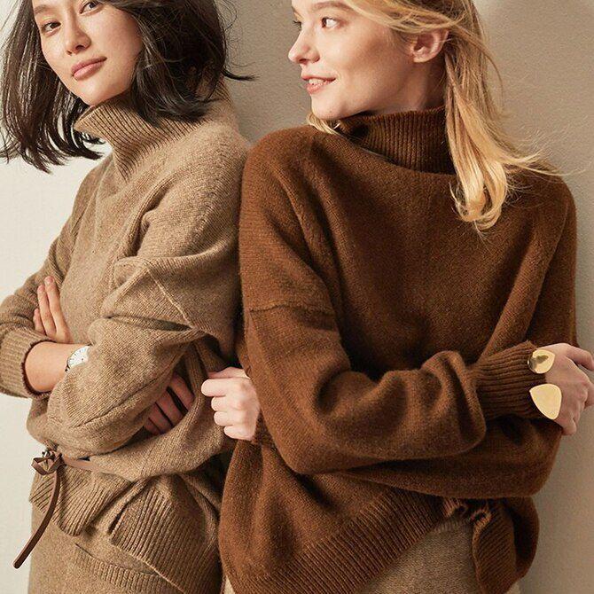 Кашеміровий светр – новий тренд холодного сезону 3