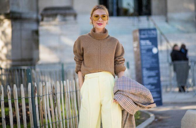 Кашеміровий светр – новий тренд холодного сезону 17