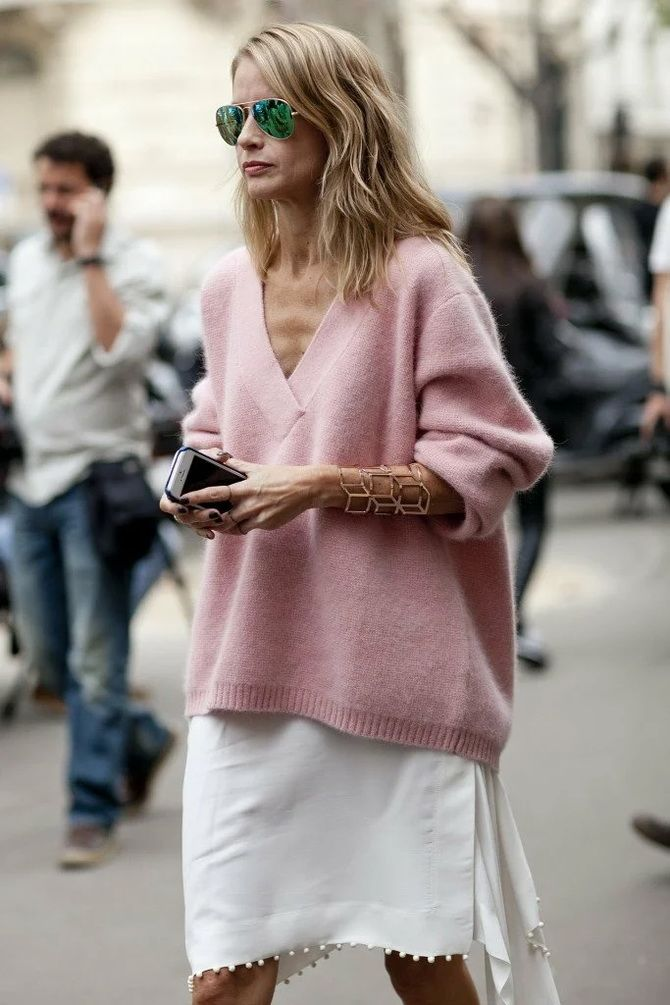 Кашеміровий светр – новий тренд холодного сезону 19