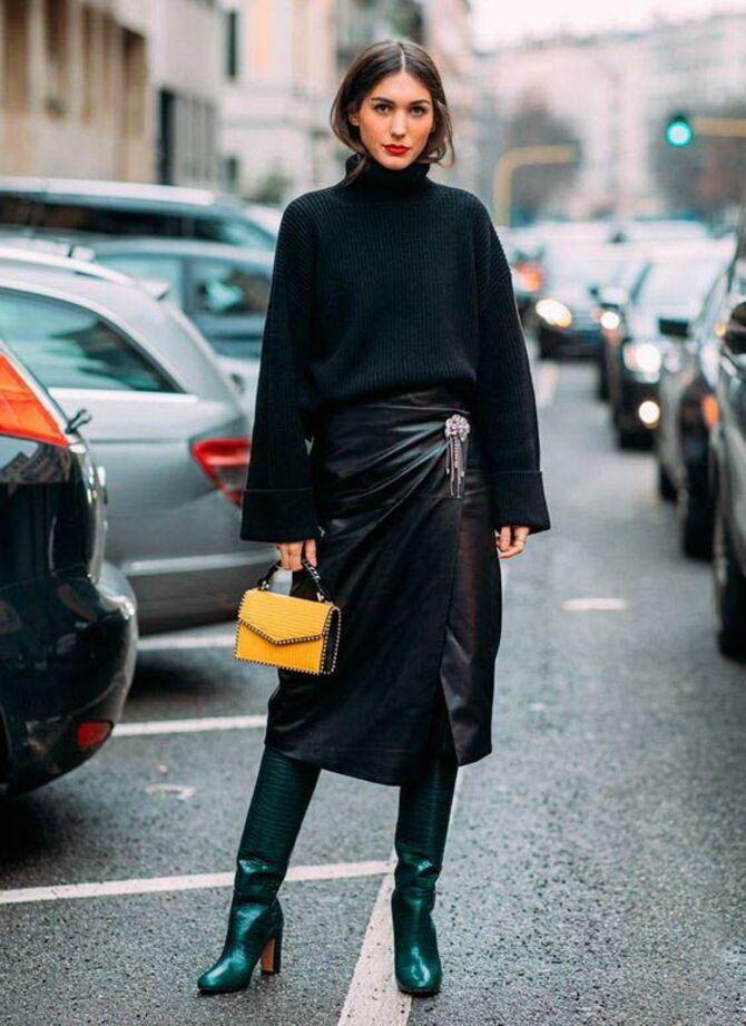 Кашеміровий светр – новий тренд холодного сезону 9