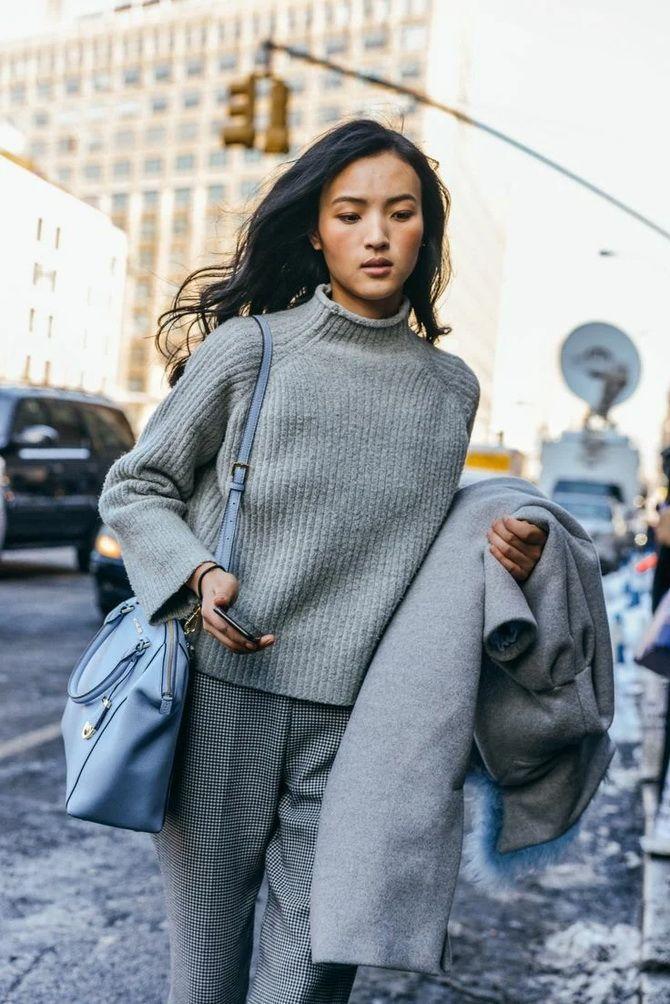 Кашеміровий светр – новий тренд холодного сезону 8