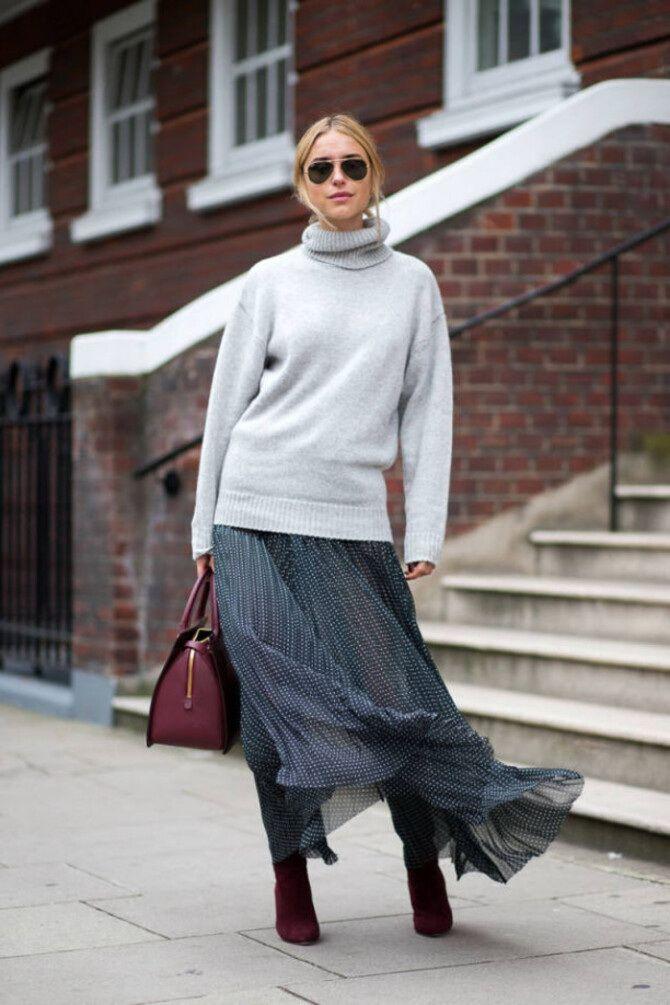 Кашеміровий светр – новий тренд холодного сезону 12