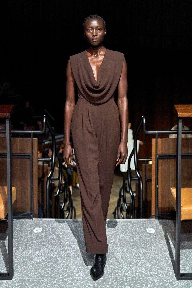 Шоколадні відтінки в моді: як їх носити взимку? 1