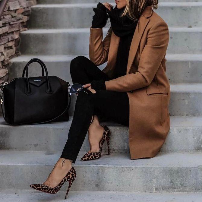 Шоколадні відтінки в моді: як їх носити взимку? 7