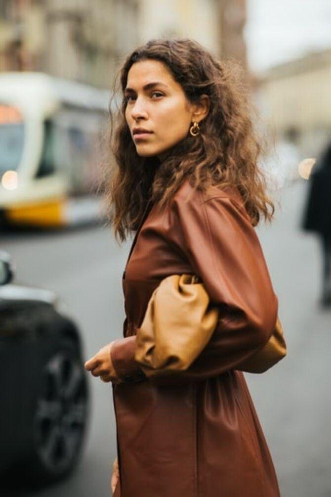 Шоколадні відтінки в моді: як їх носити взимку? 10