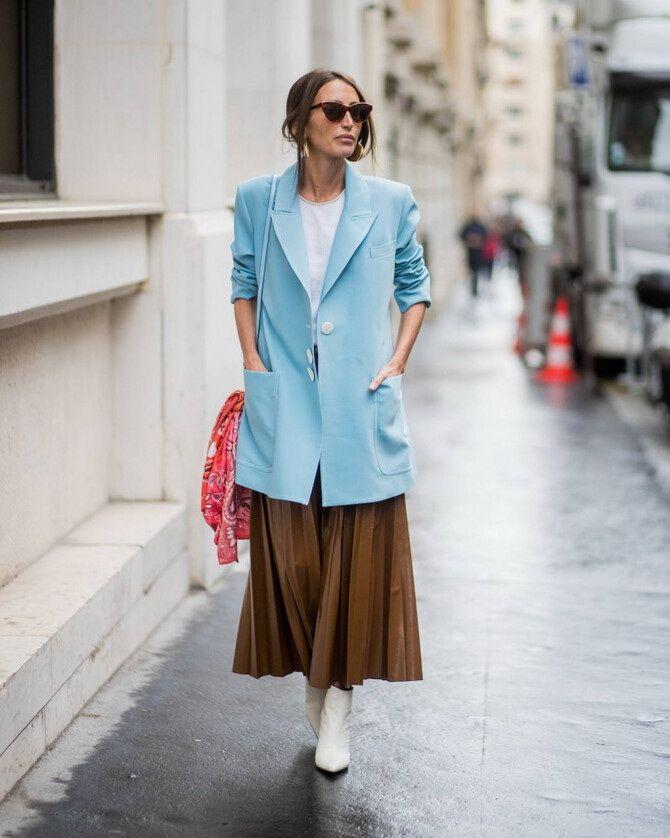 Шоколадні відтінки в моді: як їх носити взимку? 14