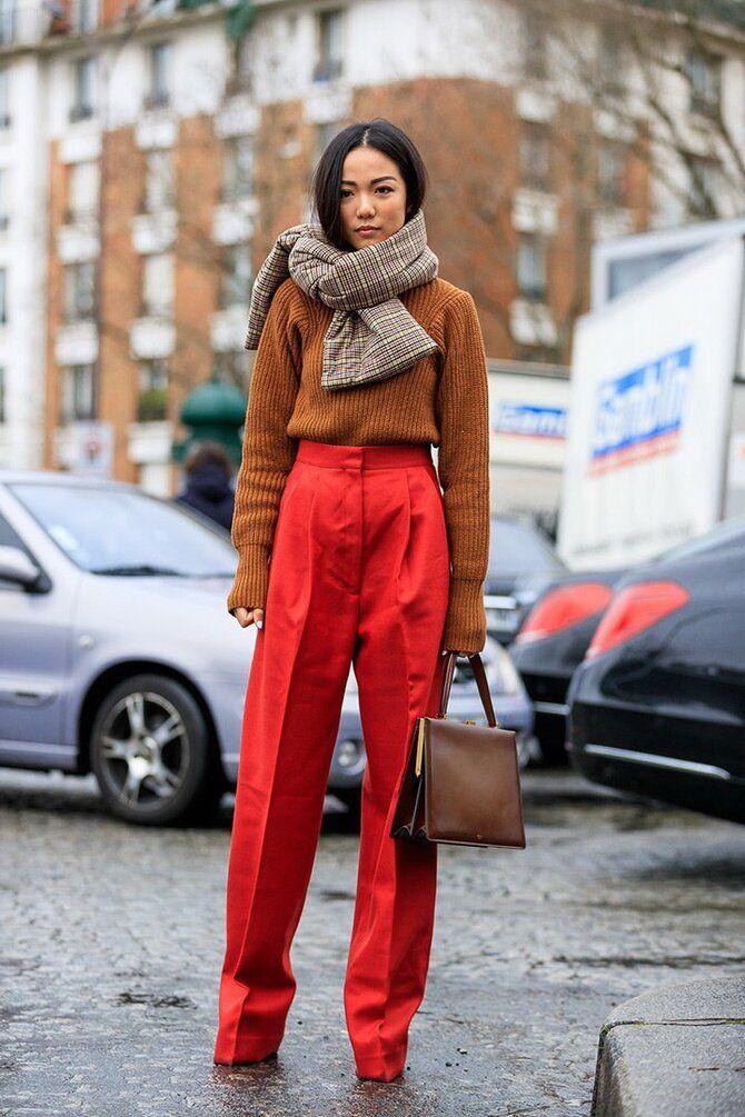 Шоколадні відтінки в моді: як їх носити взимку? 15