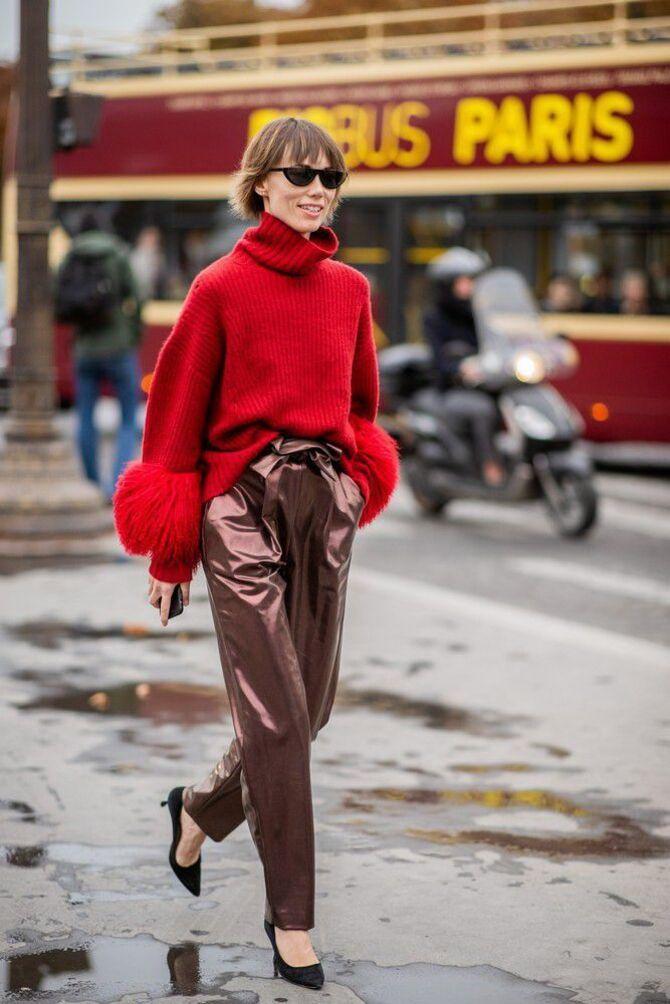 Шоколадні відтінки в моді: як їх носити взимку? 17