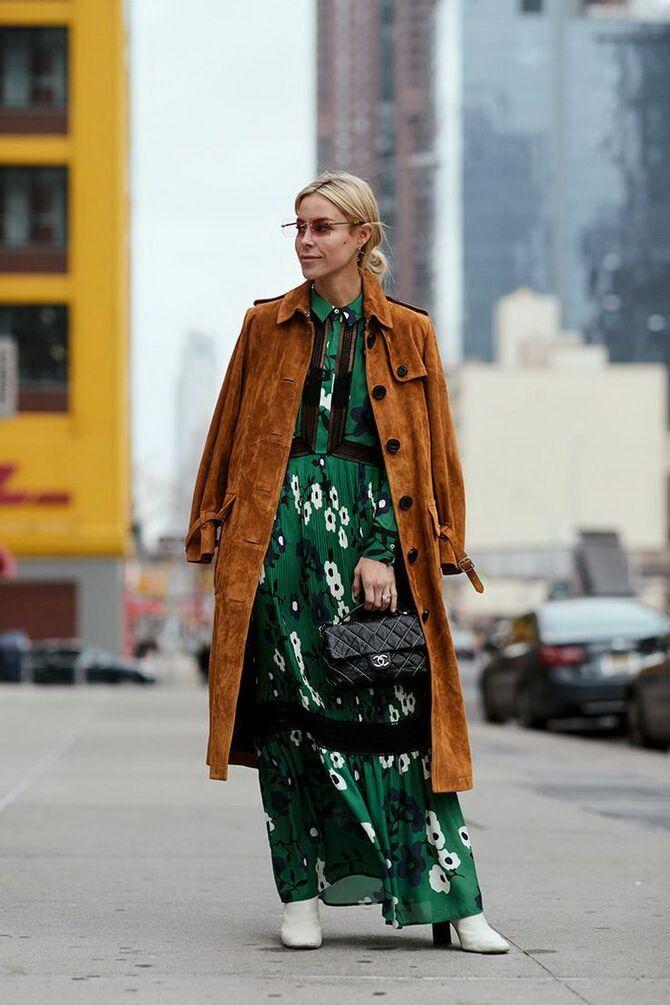 Шоколадні відтінки в моді: як їх носити взимку? 18