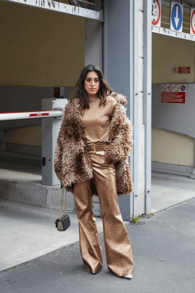 Шоколадні відтінки в моді: як їх носити взимку? 21
