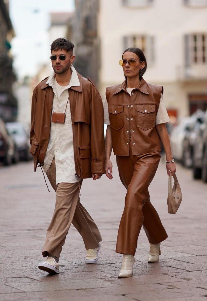 Шоколадні відтінки в моді: як їх носити взимку? 23