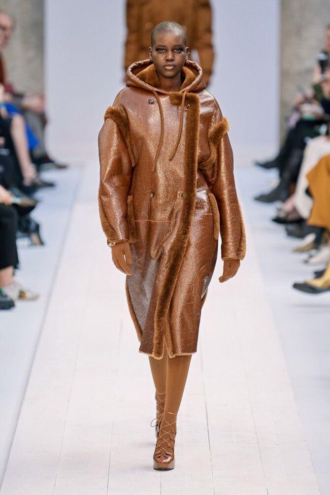 Шоколадні відтінки в моді: як їх носити взимку? 24