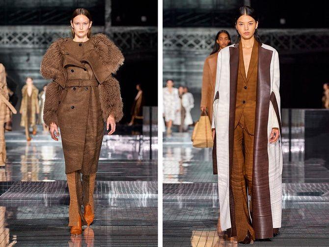 Шоколадні відтінки в моді: як їх носити взимку? 25